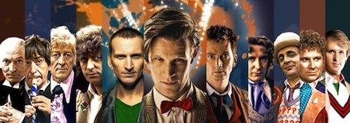 доктор кто актёры всех сезонов